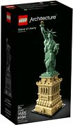 Lego 21042 Statue Of Liberty Free Shipping