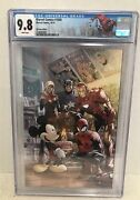 Marvel Comics 1000 D23 Expo Edition Cgc 9.8 1st Mickey Mouse Spider-man Label