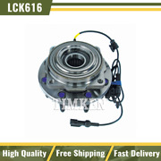 Timken Sp940200 Front Wheel Hub And Bearing For Ford Truck 4wd 4x4 Srw Super Duty