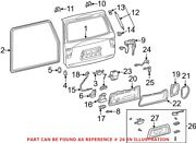 Genuine Oem License Plate Frame And Cover For Toyota 768010c010b1