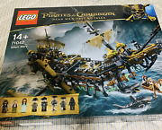 Lego Pirates Of The Caribbean Silent Mary 2017 71042 New Unopend In Hand