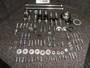 Triumph Speed Twin 1200 2019 Fixings Nuts Bolts Job Lot All From The One Bike