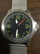 Sinn Andtimes Beams Model556 With Mesh Breath Menand039s Watch Mechanical Automatic 38mm