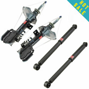 Kyb Excel-g Front And Rear Suspension Shock Absorber For Nissan Infinity Suv New