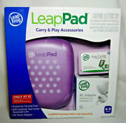 Leap Frog Leappad Leap Pad Carry And Play Accessories Tablet Pad New In Sealed Bo
