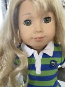 Retired Lanie Holland Girl Of The Year 2010 American Girl Doll ❤️