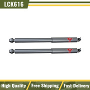 Kyb Gas-a-just Kg5479 Rear Shock Absorber Lh Rh Kit Pair For Gm Truck Suv New