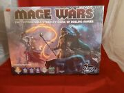 Arcane Wonders Mage Wars Game Bryan Pope Strategy Game New Factory Sealed