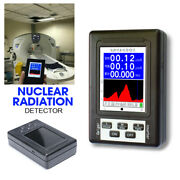 Xray Nuclear Radiation Detector Electromagnetic Radiation Tester Geiger Counter