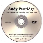 Andy Partridge Xtc Fuzzy Warbles Collectors Album Dvd Uk Limited Edition