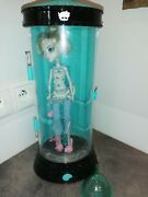Monster High Hydration Station Dead Tired Lagoona Blue Doll