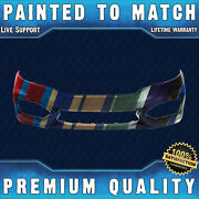 Painted To Match Front Bumper Cover Fascia For 2014 2015 Honda Civic 1.8l Coupe