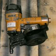 1997 Stanley-bostitch Utility Coil Nailer - Modeln63cp-1 - Non-working Tool