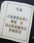 Edw1949sell Sweden Comprehensive Mint And Used Collection. Scott Catalog 5736.