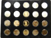 2007 Presidential Dollar P D S Enhanced Complete Set Uncirculated / Proofs