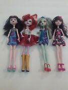 Monster High - 5 Doll Lot - Used