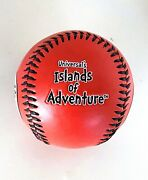 Universal Studios Islands Of Adventure Thing 1 And 2 Collectible Baseball