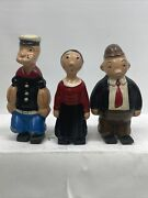 1930andrsquos Thimble Theatre Ramp Walkers Popeye Olive Oyl Wimpy King Features