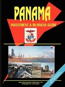 Panama Investment And Business Guide Paperback Book The Fast Free Shipping