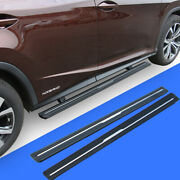 Fits For Bmw X5 E70 2011-13 Deployable Electric Running Board Side Step Nerf Bar