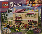 Lego Friends Sets New In Box 3315 Olivia's House
