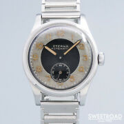 Eterna Original Dial Bullseye Vintage Watches 1950s Shipping From Japan 20201109
