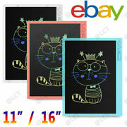 Lcd Writing Tablet Doodle 16 Inch Painting Digital Graffiti Drawing So6h E 18
