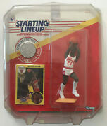 Michael Jordan 1991 Starting Lineup Special Edition Card Coin Ex Condition 🔥🔥