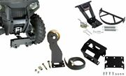 Moose Utility Complete Rm4 Snow Plow Frame Mounting Kit And Pulley 11-14 Polaris