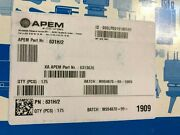 175 Pieces Apem 631h 631h/2 2pin 12mm On/off Maintained Toggle Switch Spst