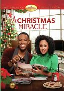A Christmas Miracle New Sealed Dvd Hallmark Channel Tamera Mowry-housley