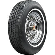 4 Tires Tornel Classic 185/75r14 89s White Wall A/s All Season