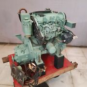 Daihatsu Clmd 30 Used Inboard Marine Diesel Engine Sea Water Cooled -ship By Sea