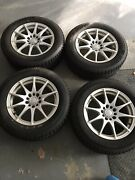 215 60 16 Used Winter Tires And Rims