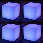 4 Main Access 16 Pool/spa Waterproof Color Changing Patio Floating Led Lights