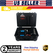 Ckmtp12 Air Compressor For 4x4 Accessories 12 Volt Twin High Performance
