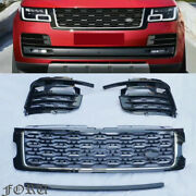 For Vogue L405 2018 2019 2020 Facelift Grill Range Rover Grille And Side Vents