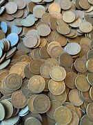 25 Indian Head Cents Pennies 1858-1909 Us Coin Old Estate Sale Circulated Cent