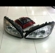2009 Mercedes Benz S350 Pair Headlights + Rear Lights+ Mirrors Assembly Oem