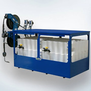 165 Gallon Bench Tank Package 165-r23d