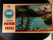 Lake St. Mary's Paragon Picture Puzzle Built-rite Puzzles
