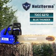 Holzfforma G272 72cc Gasoline Power Head Chainsaw Compatible With 61 268 272 Xp