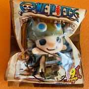 One Piece Parson Works Block Collection Strap Chain Figure Usopp Japan F/s
