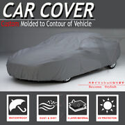 Fit Bmw Rain Resistant Car Cover Breathable Multi-layer Sun Snow Dust Protect