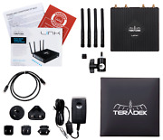 New Teradek Link Dual-band Wi-fi Router Gold-mount Mfr 10-0050-g