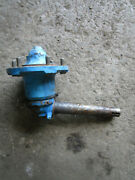 Ford New Holland 4630 Tractor Hub And Spindle Assembly Please Inspect E9nn3106ba