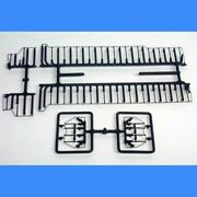Missouri Pacific Sd40-2  R-t-r Only  Handrail Set Athearn Ho Scale