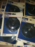 Lot Of 10 - Master Plumber Seat Disks For American Standard Toilets Nos