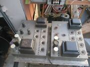 2 Stromberg Carlson Theatre Tube Amplifier For Western Electric Use Rca 6l6