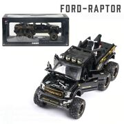 Toy Sport Ford Beast Raptor Car Collection Diecast Off Road Wheels Children 124